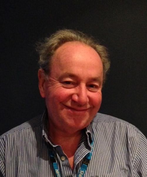 Dr Rob Holmes
